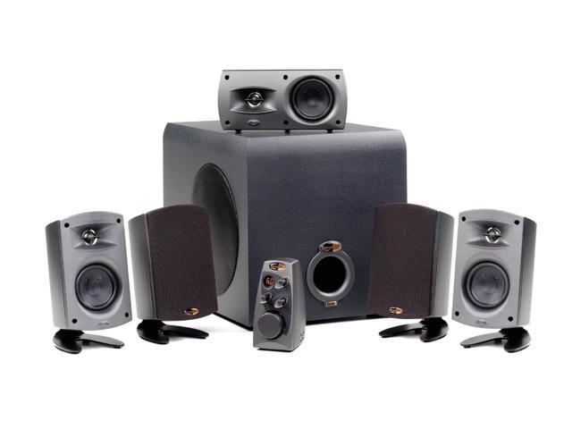 Klipsch ProMedia 5.1 500W RMS 5.1 Speaker