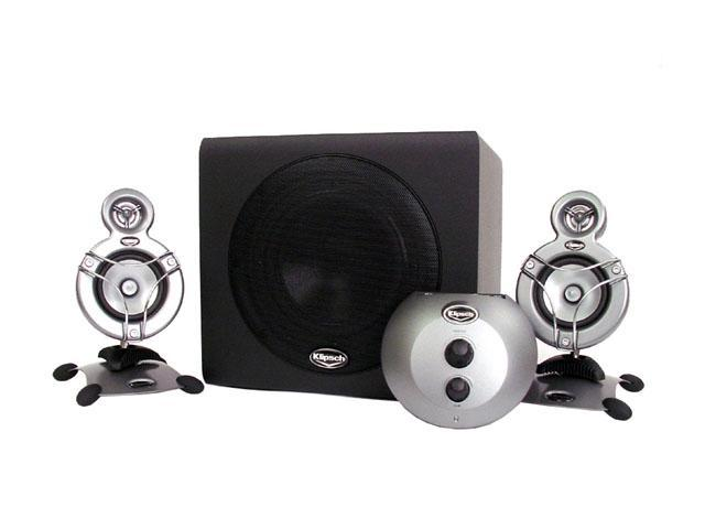 Klipsch Promedia GMX A-2.1 78 watts 2.1 Speaker
