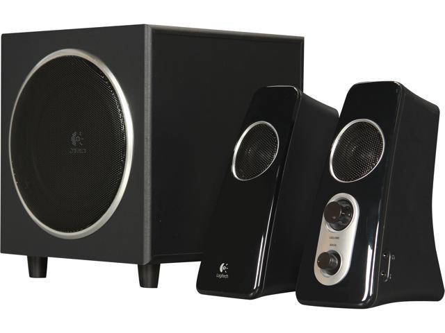 Logitech Z523 40 Watts RMS 2.1 Speaker System