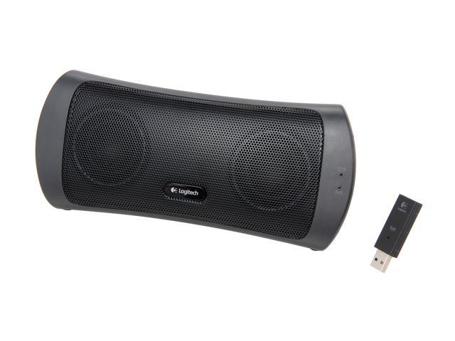 Logitech Z515 (980-000426) 2.0 Wireless Speakers for Laptops, iPad and iPhone