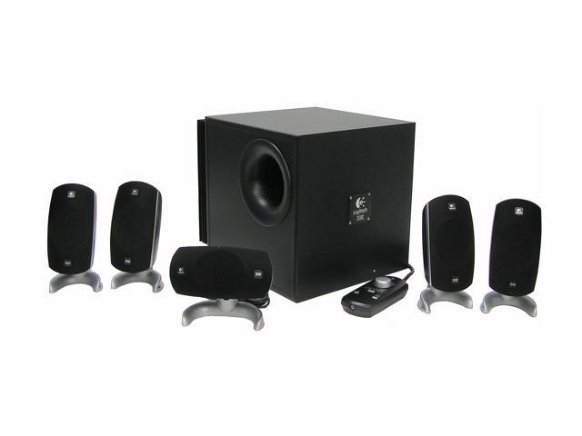 Logitech THX Z-5300e 280 Watts RMS 5.1 Speaker