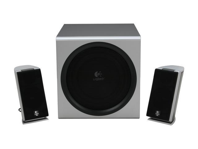 Logitech Z-2300 200 watts RMS 2.1 Speaker System