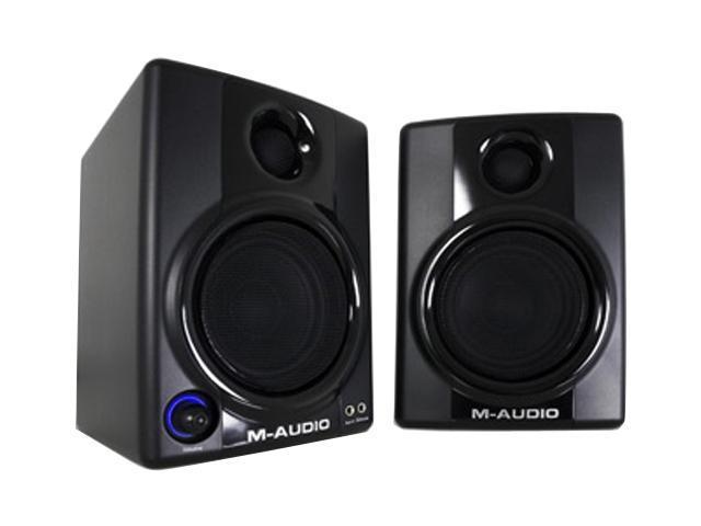 M-AUDIO Studiophile AV 30 2.0 Compact Desktop Speaker System