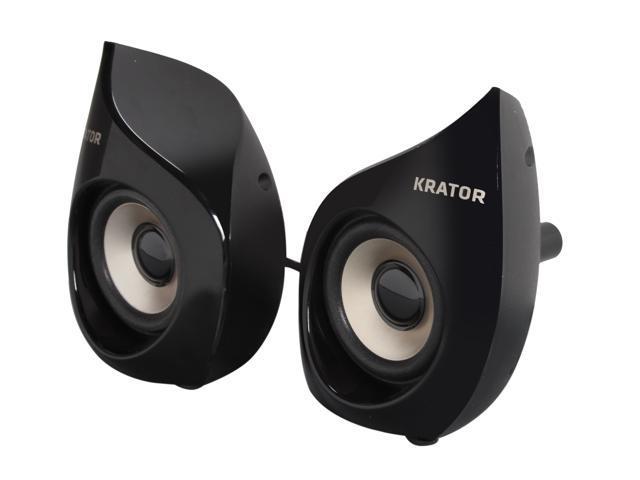 Kworld N4-20U05 2.0 USB Speakers