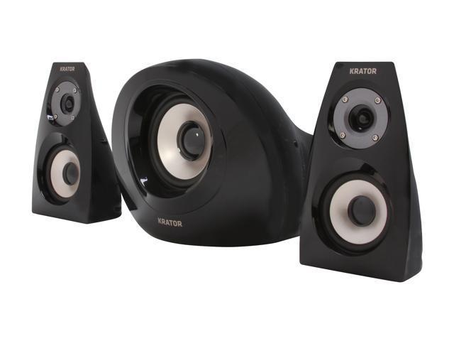 Kworld N4-21U26 2.1 USB Speakers