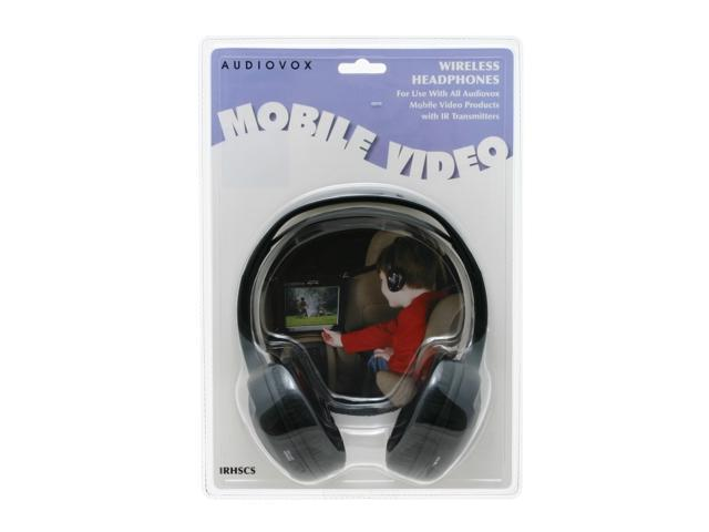 AUDIOVOX IRHSC Wireless Headphone