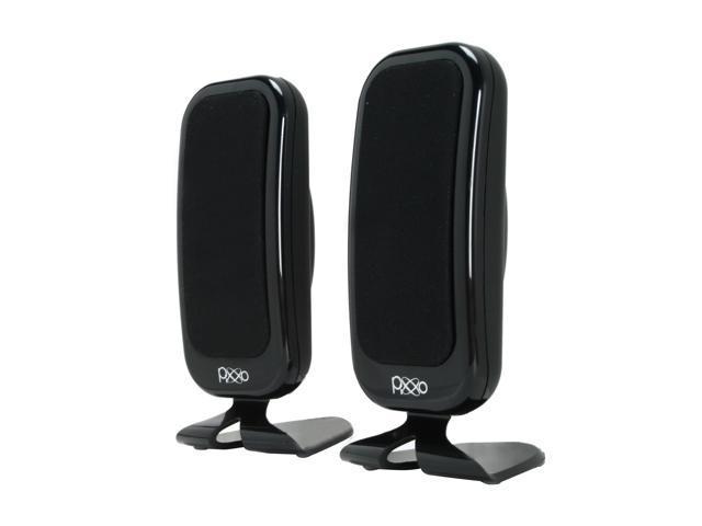 Pixxo SP-N100G 2.0 USB Powered Speakers