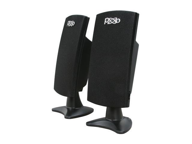 Pixxo SP-1900G 2.0 Speakers