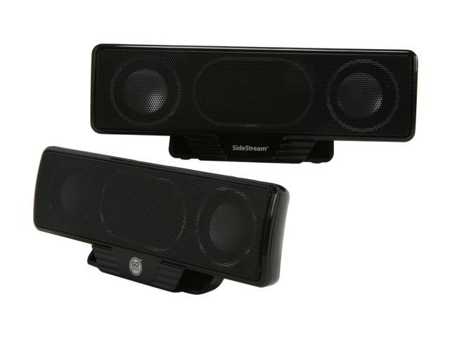 GOgroove GG-SIDE-STREAM 2.0 SideStream USB Stereo Speaker