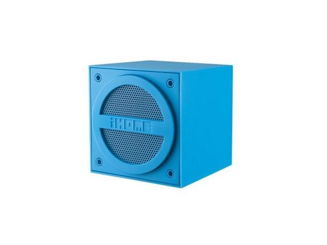 iHome iBT16 Speaker System - Wireless Speaker(s) - Blue