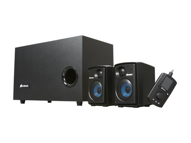 Corsair Gaming Audio Series SP2500 High-power 2.1 PC Speaker System