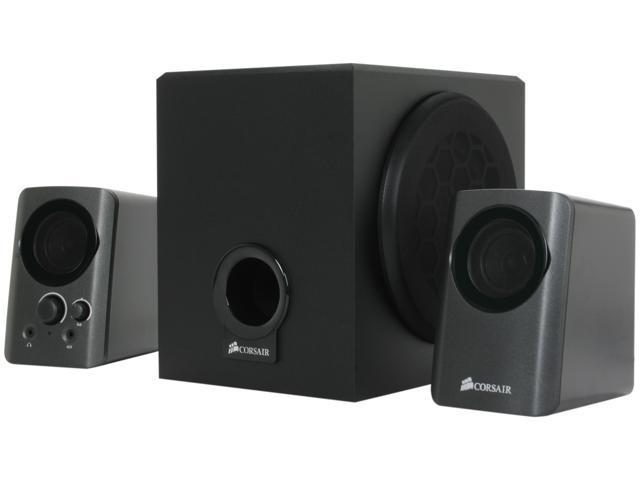 Corsair SP2200 46 w 2.1 Gaming Audio Series PC Speaker System