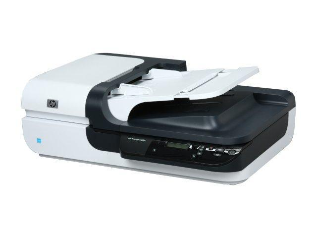 HP Scanjet N6310 (L2700A#B1H) up to 2400 x 2400 dpi USB Sheetfed Document Flatbed Scanner