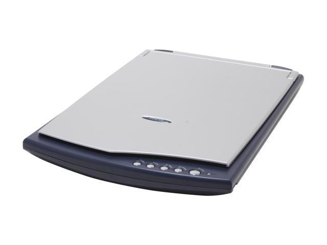 Plustek OpticSlim 2420 USB 2.0 Interface Flatbed Scanner