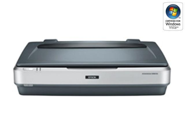 EPSON Expression10000 XLPH 10000XL-PH Hi-Speed USB 2.0, FireWire Interface Flatbed Flatbed color image Scanner