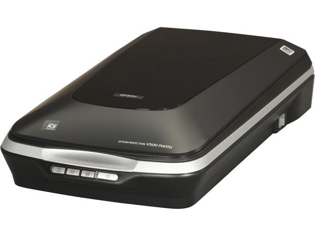 EPSON Perfection V500 Photo B11B189011 Flatbed Scanner