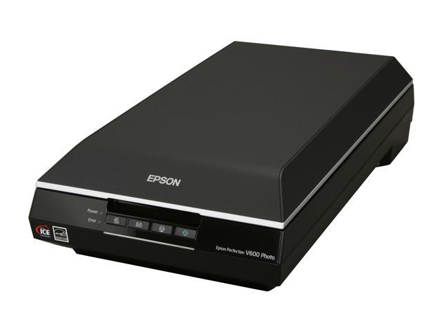 EPSON Perfection Series Perfection V600 Photo Scanner-Newegg.com