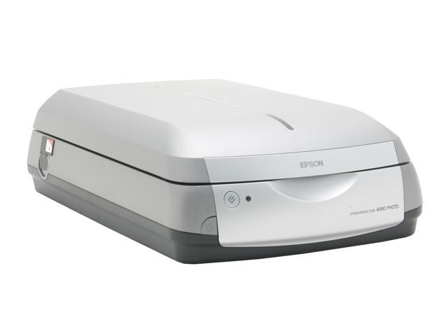 EPSON Perfection 4990 B11B175012 Flatbed Scanner
