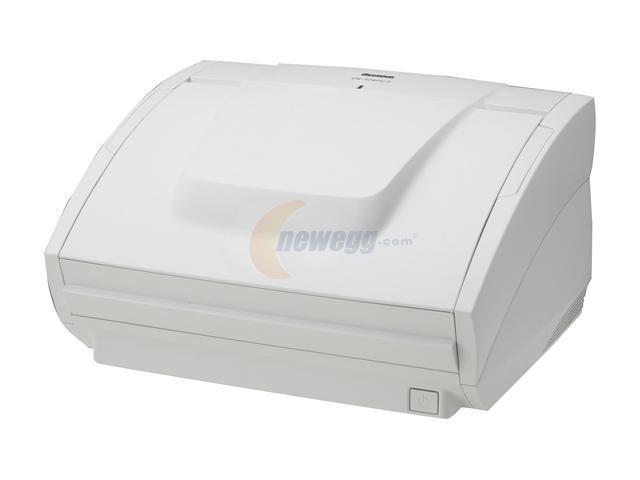 ImageFORMULA DRCII Color Document Scanner