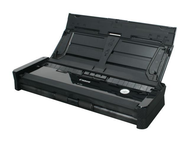 Canon imageFORMULA P-150 (4081B007) Duplex Personal Portable Scanner