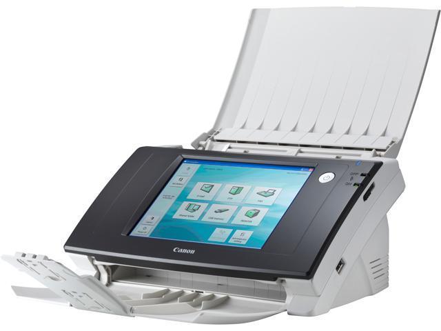 Canon imageFORMULA ScanFront 300 (4574B002) 24 bit CIS 600 dpi Sheet Fed Network Scanner