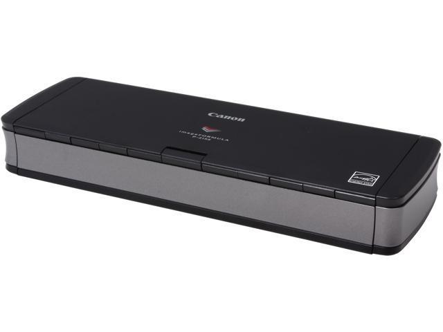 Canon P-215II (9705B007AA) 24 bit CMOS 600 dpi Duplex Document Scanner