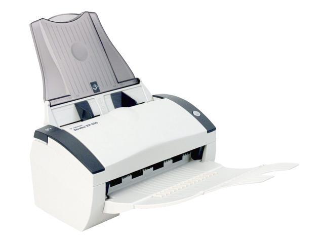 Visioneer Strobe XP 450 PDF sxp4501d-wu 48 bit CCD 600 x 1200 dpi Sheet Fed Scanner