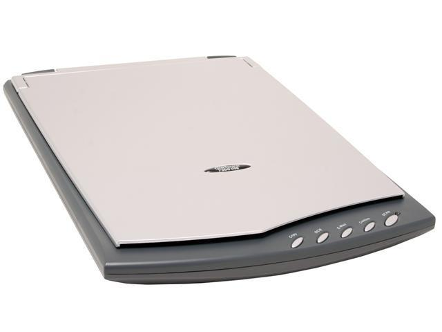 Visioneer OneTouch 7300 Flatbed Scanner