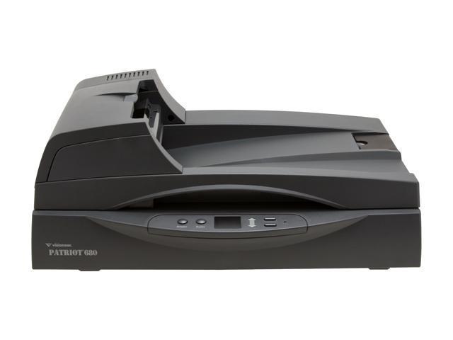 Visioneer Patriot 680 P6801D-WU 48 bit 600 x 1200 dpi Sheet Fed Scanner