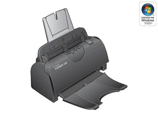 Visioneer Patriot 430 (RW4D-U) Duplex 600 dpi USB color specialized scanner