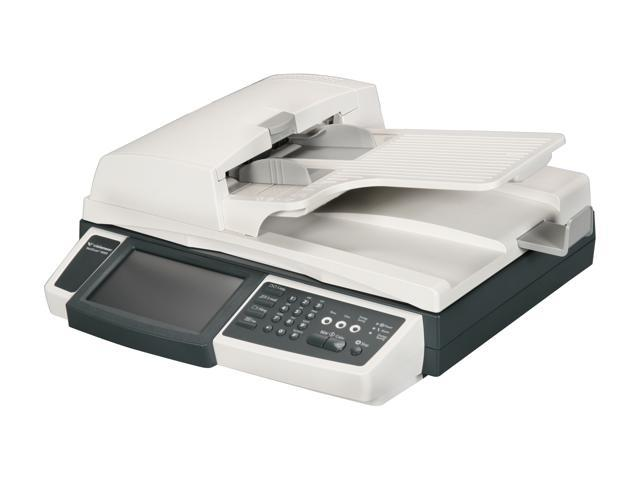Visioneer VNS-4000U 24 bit CIS 600 dpi Duplex Document Scanner