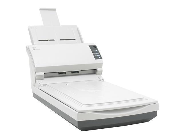 Fujitsu fi-4220C2 PA03289-B715 24 bit CCD 600 dpi Duplex Scanner