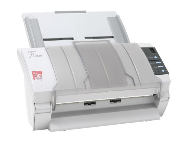 Fujitsu Fi-5120c Pa03484-b005 Document Scanner