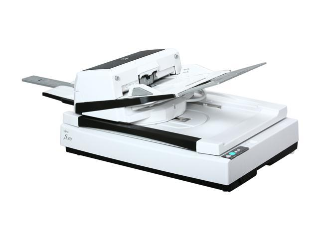 Fujitsu fi Series fi-6770 24 bit CCD 600 dpi Duplex Document Scanner