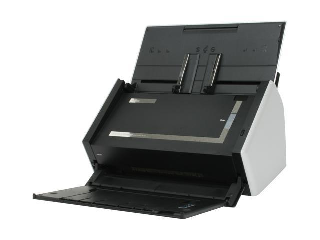 Fujitsu ScanSnap S1500 Deluxe Bundle Sheet-Fed Scanner with Rack2 Filer Version, doesn't include a TWAIN driver
