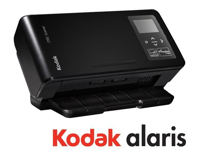 Kodak i1190 (1333848) up to 40 ppm output up to 1200 dpi Sheet Fed Document Scanner