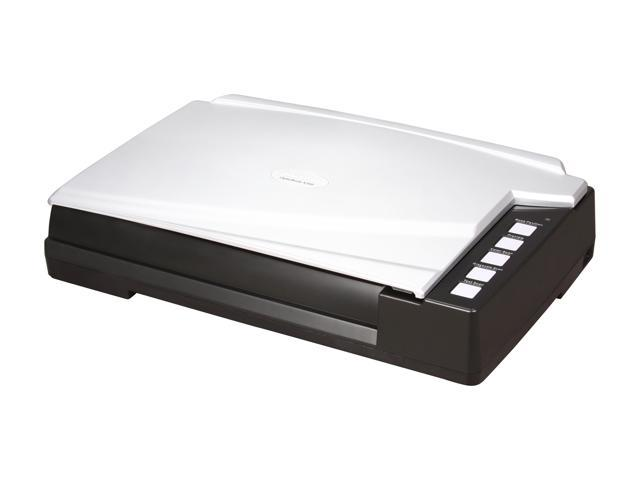 Plustek OpticBook A300 (271-BBM21-C) 600 x 600dpi USB Large Format Flatbed Scanner
