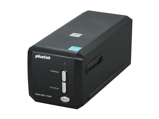Plustek OpticFilm 7600i AI Infrared 35mm Film and Slide Scanner (A28-BBM310-C)