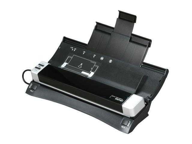 Plustek MobileOffice S420 Simplex Sheetfed Document, Receipt and Rigid Card Scanner