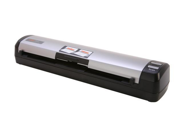 Plustek MobileOffice D412 Color and Duplex Scanner (783064284295)