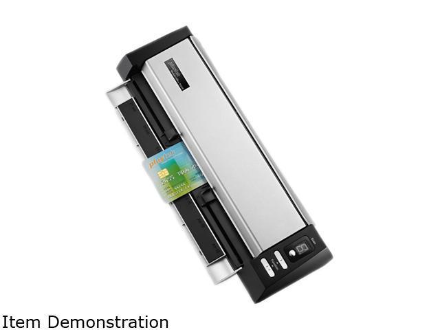 Plustek MobileOffice D430 (783064605533) 48bit CIS x 2 Duplex 600 x 600dpi Scanner