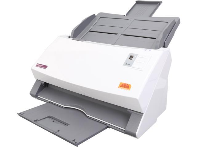 Plustek SmartOffice PS4080U CCD 600 dpi Document Scanner