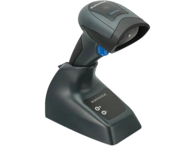 Datalogic QBT2430-BK-BTK1 QuickScan QBT2430 Bluetooth Wireless 2D Imager with Base Station and USB Cable
