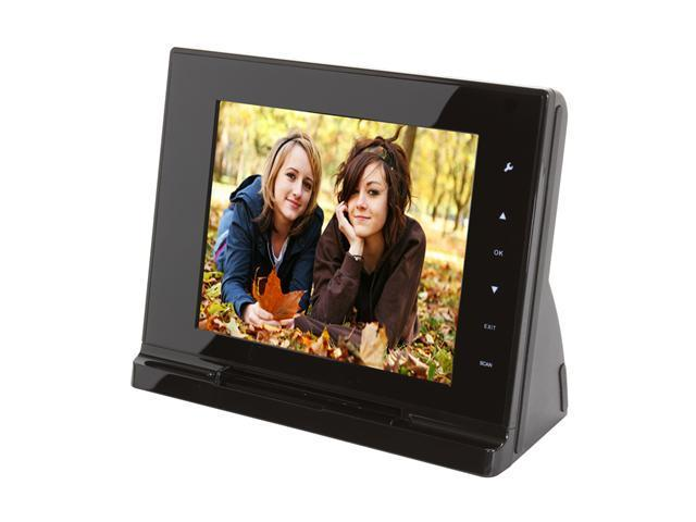 Mustek PF-A6L Photo Scanner with 8