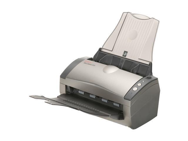 XEROX DocuMate 272 XDM2725D-WU 48 bit CCD 600 x 600 dpi Fast Duplex Sheetfed Scanner