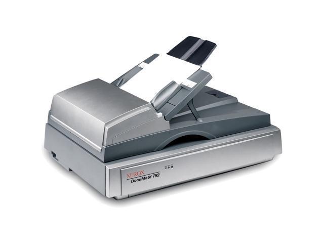 XEROX DocuMate 752 Duplex Scanner