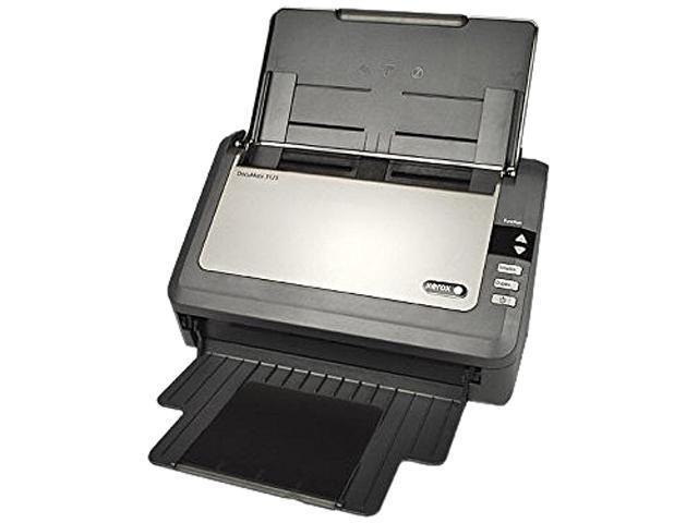 XEROX DocuMate 100N02793 24 bit CIS 600 dpi Sheet Fed Document Scanner