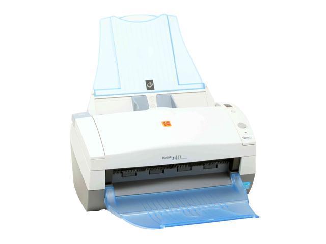 Kodak i40 24 bit Dual CCD 600 dpi Fast Sheetfed Scanner