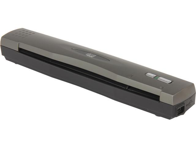Adesso EZSCAN 2000 48 bit CIS 600 x 600 dpi Single Pass Mobile Document Scanner