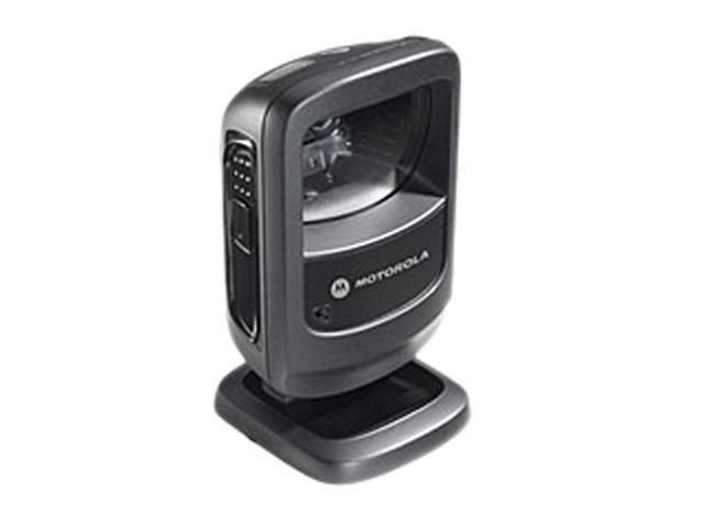 Motorola DS9208-SR4NNR01A Omnidirectional Hands-free Presentation Imager - Black